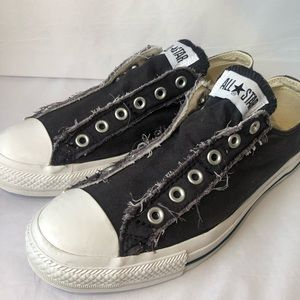 All Star Patent Pending Unisex Distressed Converse